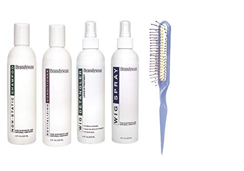 Brandywine Synthetic and Human Hair Care Products