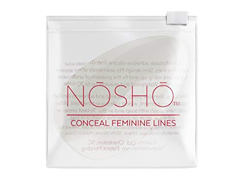 NŌSHŌ Swim Camel Toe Concealer Reusable Invisible Adhesive Silicone for Women Leggings Swimwear Activewear