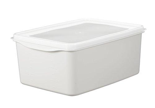 トンボ ぬか漬けにも便利な シール容器 朝市 角型 8L 角8型