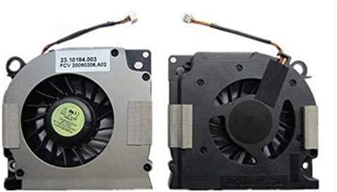 Ventilador de CPU para Dell Latitude D620 D630 D631 PP29L PP18L, Inspiron 1525 1526 1545 1546 C169M NN249, Vostro 500, P/N: PD099 YT994 MCF-J05BM05-1 DC28A1 000K00 L GB0507PGV1-A