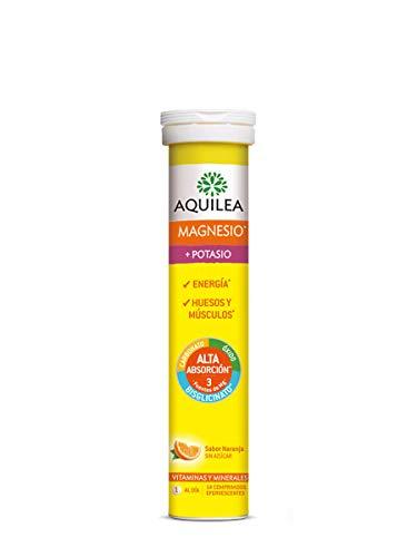 AQUILEA - URIACH AQUILEA Magnesio + Potasio Efervescente 14 comprimidos