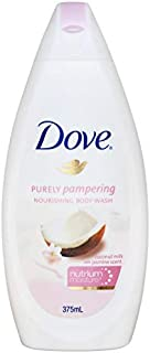 Dove Body Wash Coconut Milk With Jasmine, 375ml