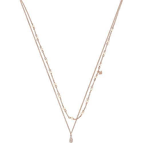 Emporio Armani - Collar para mujer, joyas informal, cód. EG3489221