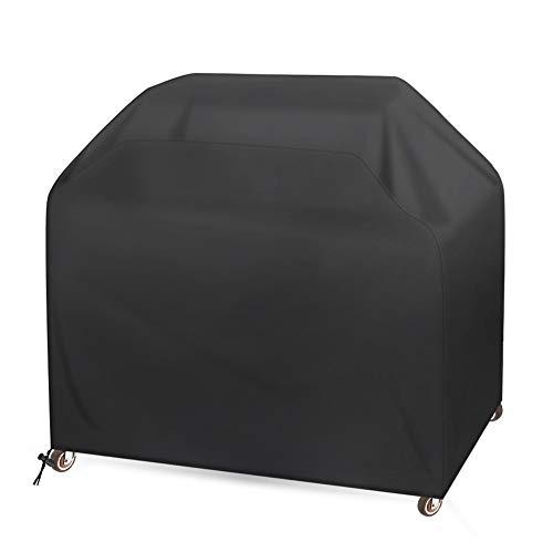 MGRETT - Telo di copertura per barbecue, impermeabile, per barbecue a gas, per esterni, per barbecue Char Broil, 105 x 49 x 102 cm (nero)