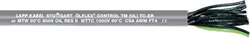 LAPP KABEL LappKabel–LFLEX-Kontrolle TM Línea de Control 4x 16mm² 305M grau