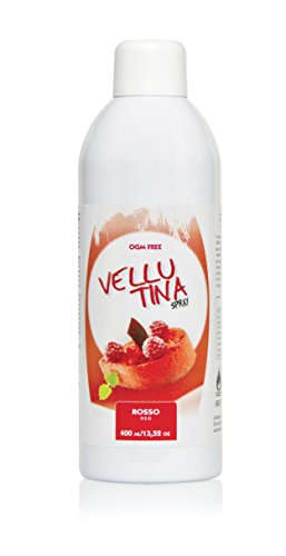Vellutina spray ROSSO 400 ml
