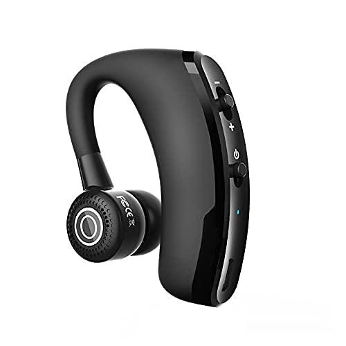 Bluetooth Headset Handy, Wireless Headset mit Mikrofon Wasserdicht Rauschunterdrückung Freisprech In Ear für iOS Android Phone Samsung Telefon Phone