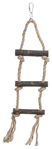 Scopri offerta per Trixie Natural Living Corda scaletta con 3gradini, 40cm, Confezione da 4