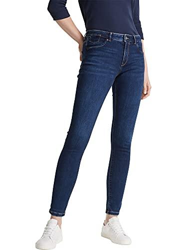 ESPRIT Damen 080EE1B325 Jeans, 901/BLUE Dark WASH, 28/32