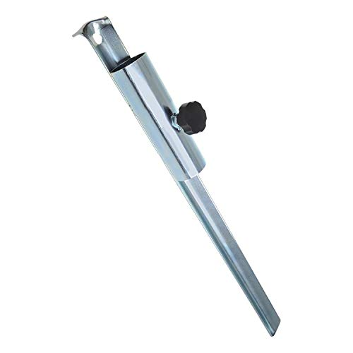 ProPlus 360815 Rasendorn Sonnenschirm & Waschespinne Bodenspieß Länge 50cm Ø35mm