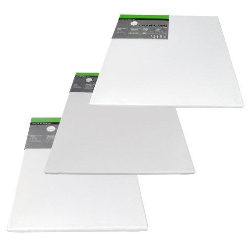 Daler Rowney - 514082020 - Kit De Loisirs Créatifs - Toile Simply - 20 X 20 Cm