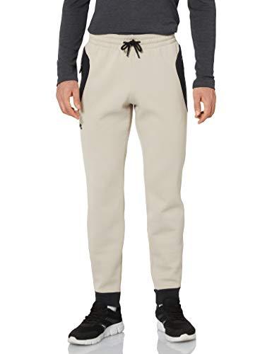 Under Armour Recover Fleece Pant Pantalones, Hombre, Highland Buff/Highland Buff (200), LG