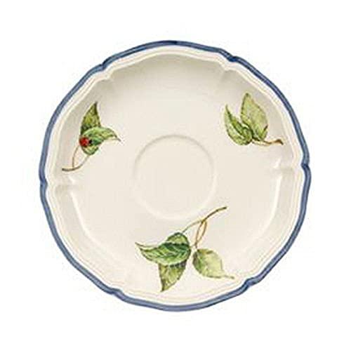 Villeroy & Boch Cottage Plato para taza, 15 cm, Porcelana Premium, Colorido