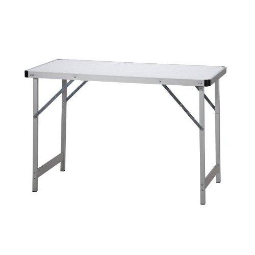Bel-Sol Tisch Alu mit Platte 110 x 60