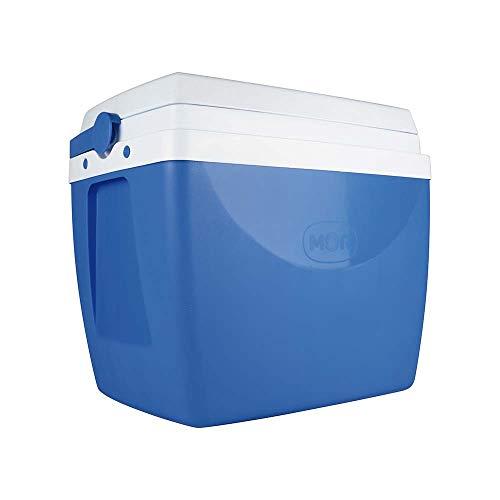 Caixa Térmica 34 Litros Mor Azul