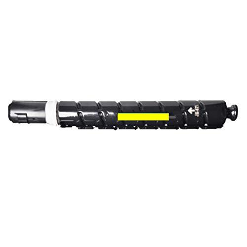AXAX Cartucho de tóner NPG-67 Compatible para Canon NPG-67 Reemplazo para Canon IR-AC3320 3330 3325 3350 Impresora, impresión de Oficina Escolar Impresión Vibrante HD Yellow