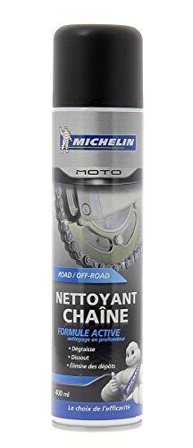 """MICHELIN 008804"""" Moto Nettoyant Dégraissant Chaîne, 400 mle, 400 ml"""