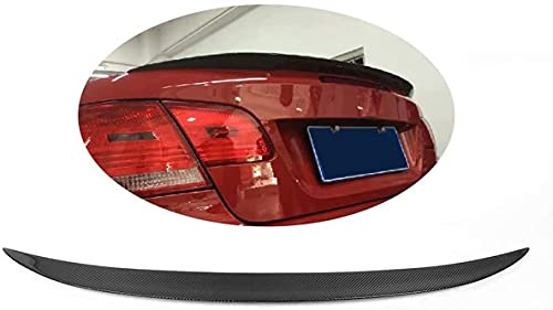 Modificación del Coche del Alerón De La Puerta Trasera del ala Trasera De Los Coches para BMW E93 325i 328i 335i M3 Convertible 2-Door 2007 2008 2009 2010 2011 2012 2013.
