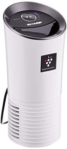 シャープ プラズマクラスター25000搭載 車載用 イオン発生機 カップ型 ホワイト IG-LC15-W