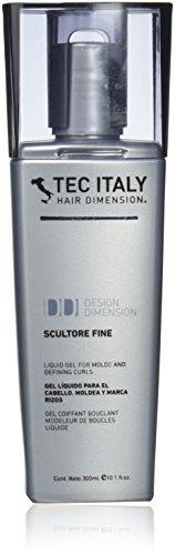 Tec Italy Scultore Fine Liquid Hair Gel for Sculpt & Define Curls - 300 ml