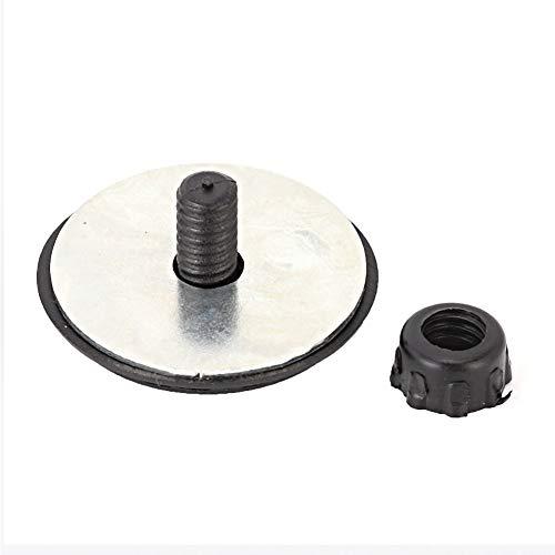 zhuolong Adaptador de Antena Tapón del limpiaparabrisas Tapa Limpia Tapón Tap Pieza de Repuesto del Coche