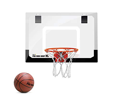 SKLZ XL Canasta Interior, Basketballkorb Pro Mini Hoop, Mehrfarbig, NSK000008, Púrpura (Lila)