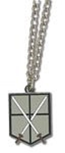 Attack On Titan 104Th Trainees Squad Emblem Necklace