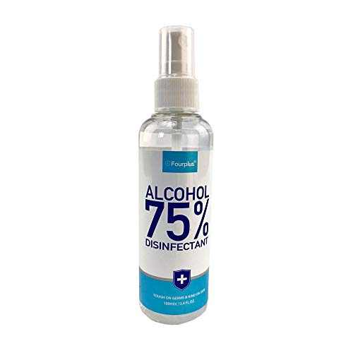 Hand Sanitizer Alcohol Travel Size Spray - 77% Ethyl Alcohol...