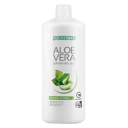 LR LIFETAKT Aloe Vera Drinking Gel Intense Sivera Nahrungsergänzungsmittel 1000 ml