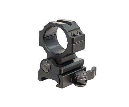 UTG 30mm Flip-to-Side, Picatinny/Weaver QD Ring Mount