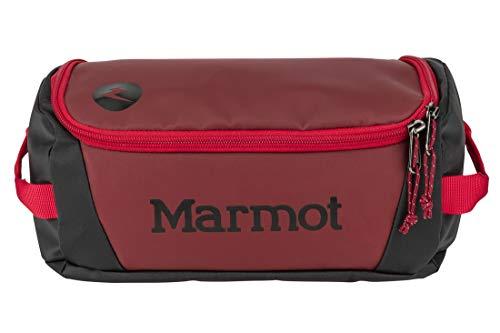 Marmot Erwachsene Mini Hauler Kulturbeutel Zum Aufhängen, Brick/Black, 6 Liter