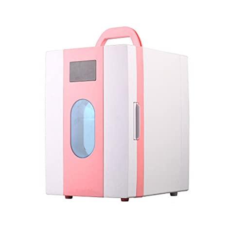 DAILYINT Cosmetic Refrigerator 10l Car Portable Refrigerator Mini Refrigerator Household Refrigerator Elementary School Dormitory