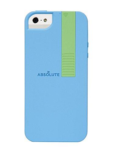 Linkase AI53ABFG1 mobiele telefoonhoes met wifi-versterker (voor iPhone 5), blauw