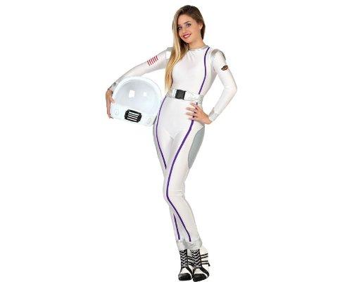 Atosa- Disfraz mujer astronauta, XL (22991)