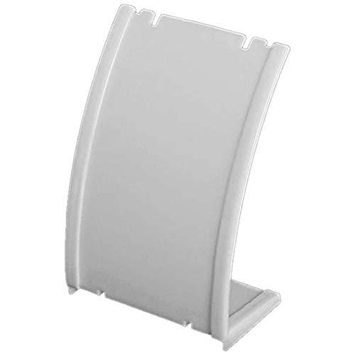 (I) スモールジュエリースタンド (カラー)ホワイト ディスプレイ インテリア雑貨 ピアス立て シンプル 無地 店舗用 人気 プレゼント
