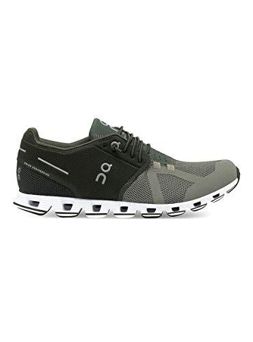 On Working Cloud 50 Inexperienced Damen Sneaker, Grün - grün - Größe: 37.5 EU thumbnail