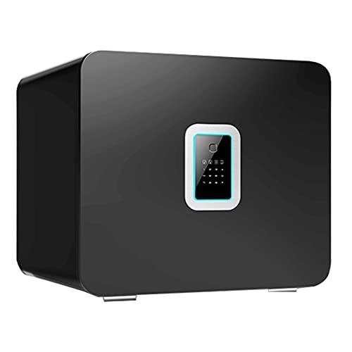 A salvo Caja Fuerte Caja Fuerte pequeña para el hogar Seguro de Gran Capacidad para Oficina encriptada Caja Fuerte para gabinete con Caja Fuerte de Seguridad Digital