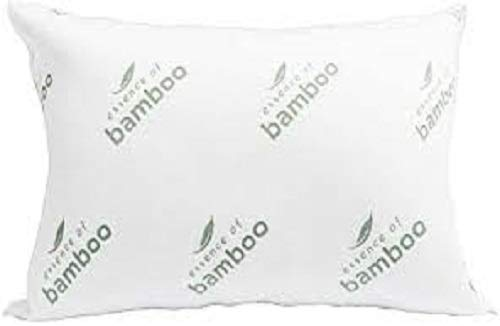 "Essence of Bamboo The Original Down Alternative Pillow Jumbo Size 20"" x 28"""