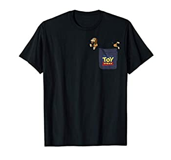 Disney Pixar Toy Story Slinky Dog Pocket Graphic T-Shirt T-Shirt