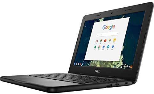 "Dell Chromebook 11 3000 3100 11.6"" Chromebook - HD - 1366 x 768 - Intel Celeron N4020 Dual-core (2 Core) - 4 GB RAM - 16 GB Flash Memory - Chrome OS - English (US) Keyboard - 14 Hour Battery Run"
