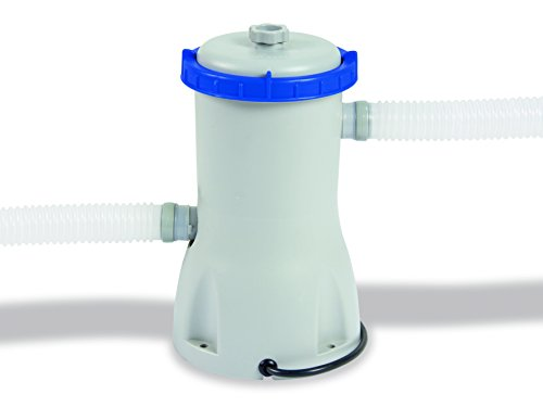 Bestway 8320527 Depuradora Piscina 3,028 litros/Hora (Filtro II)