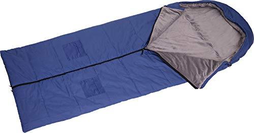 Berger Deckenschlafsack Camper Suit Schlafsack Campingschlafsack wandern Festival schlafen 180 cm
