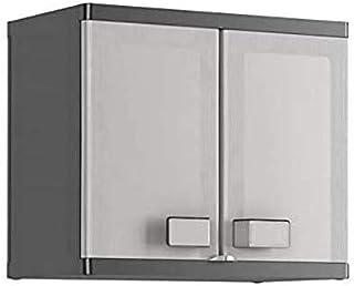 Keter Logico Basse 2 étagères réglables Basic 65x39x56.5 cm gris