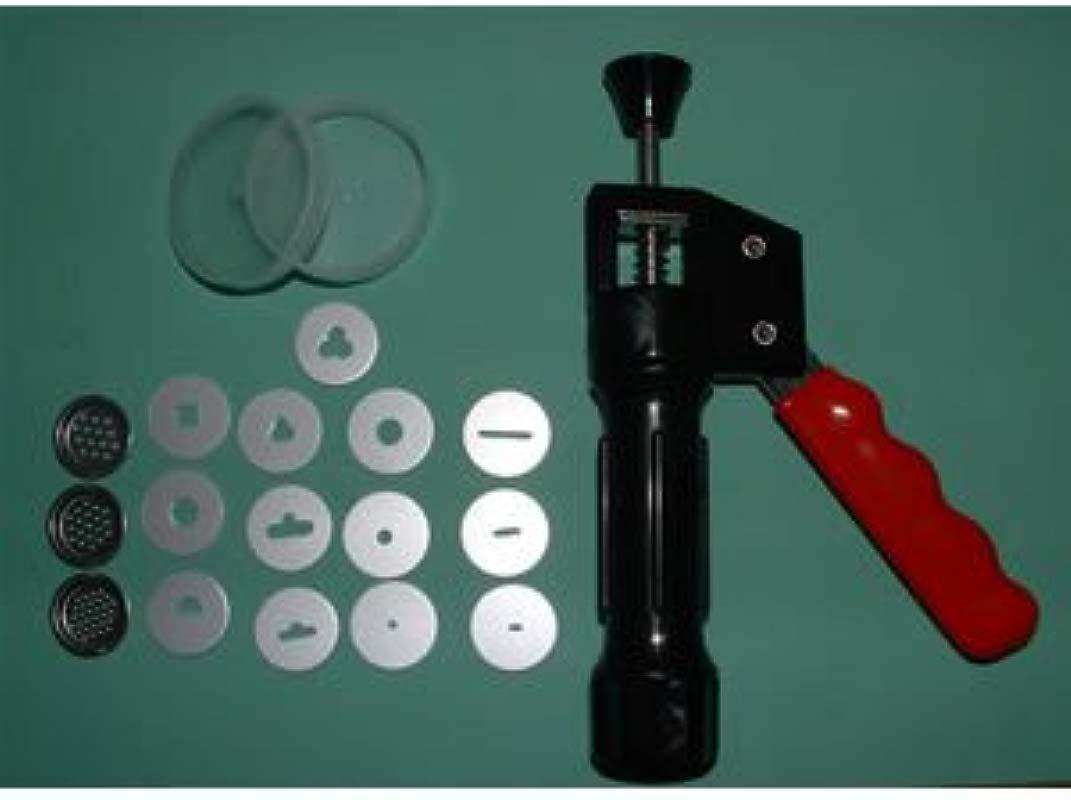 Golda S Kitchen Sugarcraft Extruder Gun Squeeze
