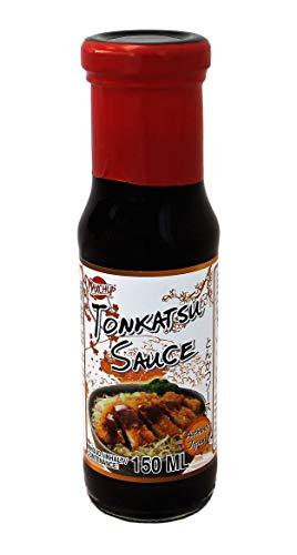 [ 150ml ] MAXCHUP Tonkatsu Sauce für Schnitzel nach japanischer Art