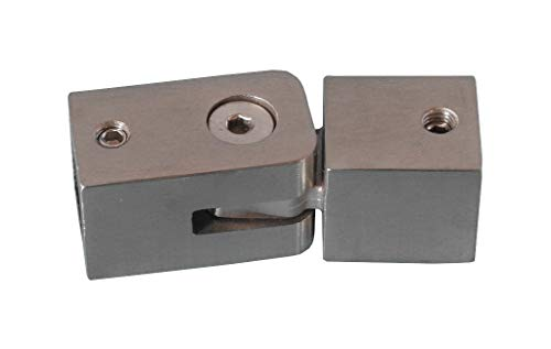Acero Inox. Brida Guarniciones Tapas Conector Elementos Decorativos Arcos Material de Montaje...