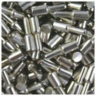 WIDGETCO 3mm Nickel Shelf Pins