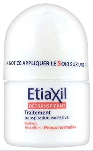 ETIAXIL Detranspirant Aisselles Peau Normale