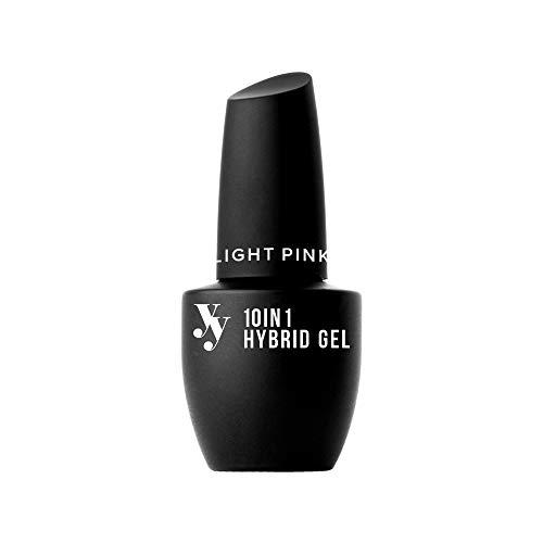 Gel hybride 10-en-1 YES!YOU, Light Pink, 15 g