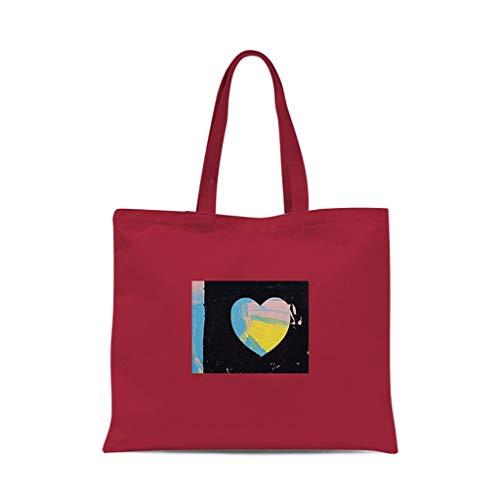 XXT Umweltschutz-Beutel-Retro- Nette eine Schulter Tasche Stoff Umweltschutz Tasche (Color : C, Size : 40 * 45cm)